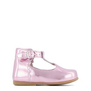 Jacadi Scalloped Lära Gå-skor Rosa 18 (UK 2)