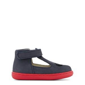 Jacadi T-Bar Lära Gå-skor Marinblå 18 (UK 2)