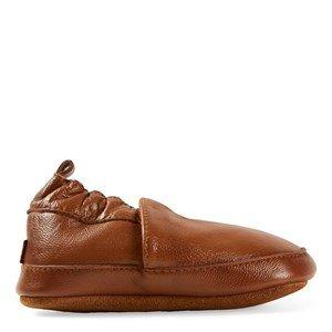 Melton Leather Tossor Cognac 0-6M/16-19