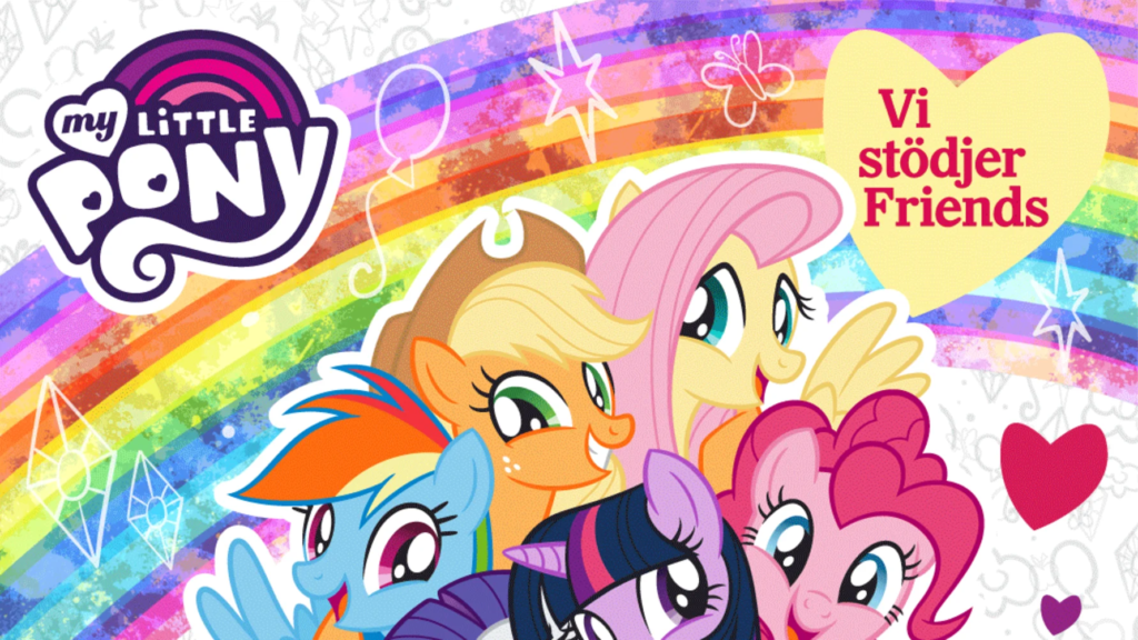 Friends My Little Pony