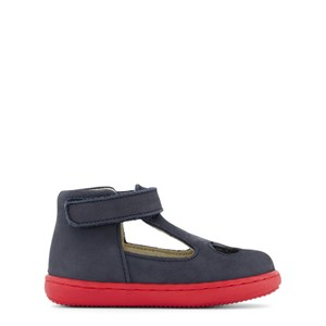Jacadi T-Bar Lära Gå-skor Marinblå 20 (UK 4)