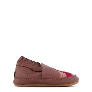 Melton Leather Unicorn Tossor Marron 6-12M/20-21