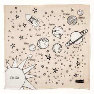 Pellianni - Organic Space Muslin