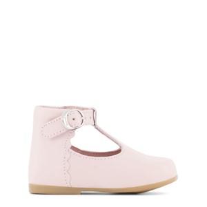 Jacadi T-Bar Lära Gå-skor Rosa 18 (UK 2)