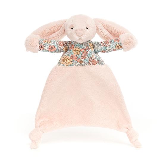 Jellycat - Snuttefilt Blossom Blush Bunny Comforter