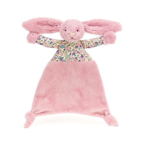 Jellycat - Snuttefilt Blossom Tulip Bunny Comforter