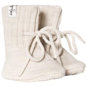 Little Jalo Knitted Tossor Gräddvita 50/56 cm
